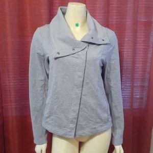 EDDIE BAUER Women's Gray Sweater Medium